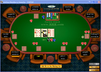 PacificPoker Table